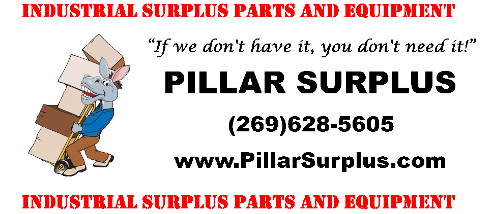 Pillar Surplus - Industrial Supply