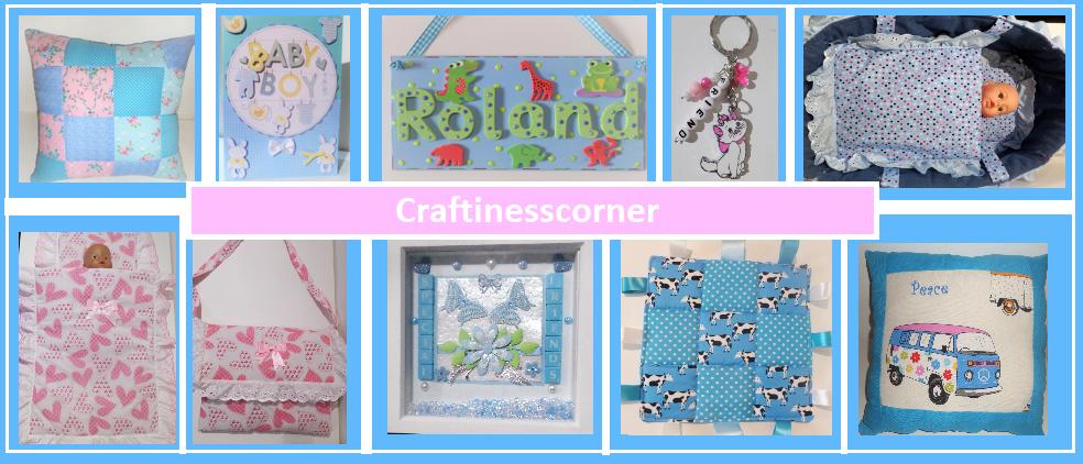 Craftiness Corner