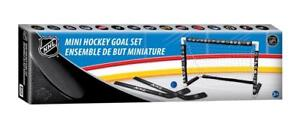 NHL Mini Hockey Goal Net Set (New) Calgary Alberta Preview