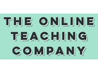 Online English tutoring sessions for Years 7-11