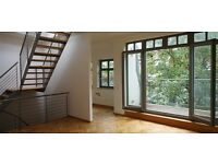 Maisonette flat (85sqm) with big On-Roof Terrace in Top Location in Berlin / Germany