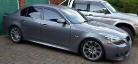 BMW 5 series 520D e60 - Low Mileage Manual