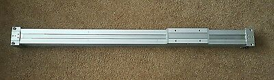 Smc Us3652 Rodless Cylinder 560mm 22 Inch Stroke