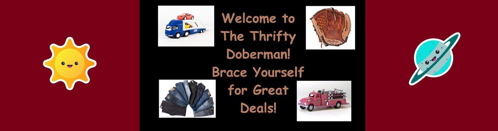 The Thrifty Doberman