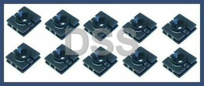 Genuine Smart Fortwo 451 Exterior Side Sill Panel Clips Trim (x10) 0009912098 for sale  Lake Mary