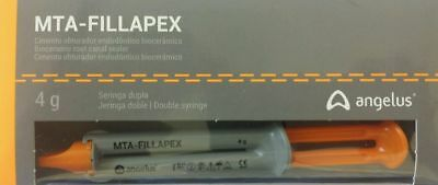 Angelus Fillapex Mta Based Root Canal Sealer Endodontic Bioceramic 4gm .