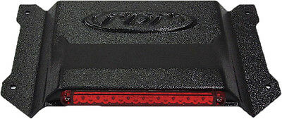 """PDP LED TAILLIGHT W/HOUSING BLACK/RED 12""""X7.75"""""""