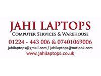 Call: 01224443006 Jahi Laptops - Computer Repair & Services. No Fix No Charge. Free Estimates.