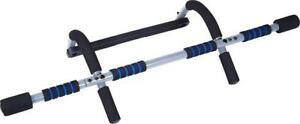 NEW Pure Fitness Weight Training/Workout: Upper Body Exercise Doorway Bar