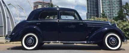 1951 MERCEDES BENZ 170S