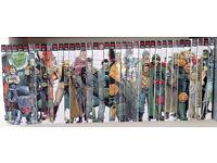 Judge Dredd Mega Collection vols 1-37 (2000AD)