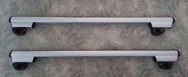 Genuine BMW roof bars for Series 3 E46 models
