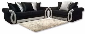 BRAND NEW HANDMADE DQF Helix 3-2 Corner Sofa. ONLY £599!