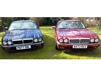 TWO FOR THE PRICE OF ONE! Jaguar XJ6 X300, Long MoT, Luxury cars, Banger racers, custom
