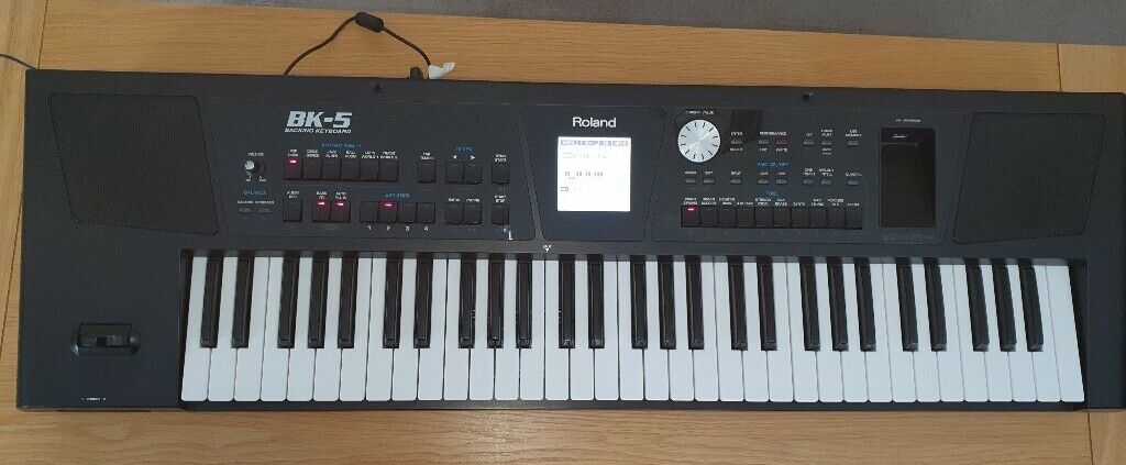 Roland BK 5 - Faulty no sound | in Glenrothes, Fife | Gumtree