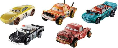 *Disney Pixar Cars - Thunder Hollow 5-Pack - GDD 13 (1:43)