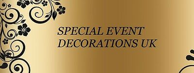 Special Event Decorations UK