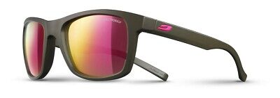 Julbo Beach Travel & Lifestyle Sunglasses - Army Brown with Spectron 3 CF Lenses