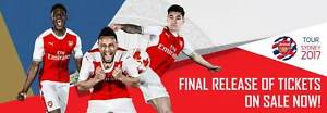 Arsenal vs Sydney FC - Arsenal Fan Active Area Wareemba Canada Bay Area Preview