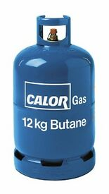 CALOR GAS BOTTLE IDEAL SPARE - BBQ-COOKER-BOAT-CARAVAN - CAMPER