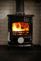Chimney cleaning wood stoves