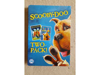 ''Scooby Doo 1 and 2'' DVD Bundle + ''Agent Cody Banks 2'' DVD, ALL in Very Good Condition!