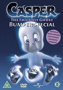 Casper The Friendly Ghost: Bumper Special NEW DVD