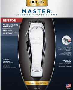 ANDIS IMPROVED MASTER CLIPPER / TANDEUSE PROFESSIONAL