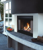 BBQ & Underground Gas Lines, Outdoor Fire Pits & Patio Heaters