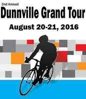 Dunnville Grand Bicycle Tour Aug 20-21