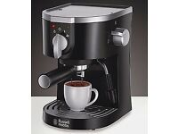 Rusell Hobbs Espresso Machine