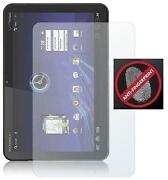 Motorola Xoom Screen Protector Anti Glare