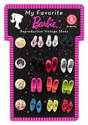 Barbie Reproduction Vintage Shoes
