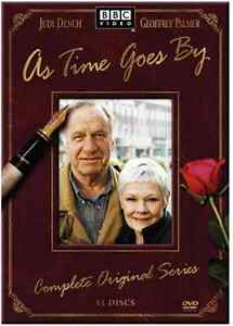 AS TIME GOES BY. Intégrale 9 Saisons. BBC. Judy Dench. Comédie