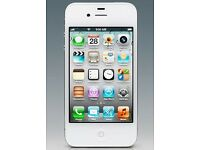 Apple iPhone 4 - 16 GB - White - (Unlocked)