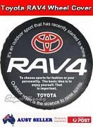 Toyota Spare Wheel Cover