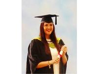 Psychology tutor for GCSE, A-level, BSc
