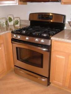 GAS LINE HOOKUP FOR STOVES - RANGES - COOKTOPS
