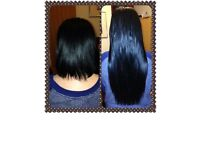 Mobile hair extensions - Stockport
