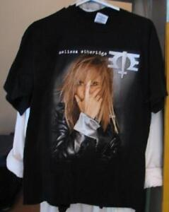Melissa Etheridge Vintage Tour T-shirts - New