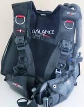 NEW Ex-Shop Stock SEAQUEST BALANCE MED BCD Scuba Diving Salisbury Brisbane South West Preview