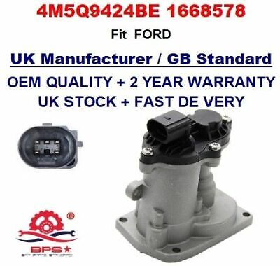 EGR VALVE 4M5Q9424BE 1668578 OEM QUALITY for FORD TRANSIT GALAXY S-MAX 1.8 TDCi