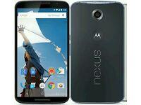 Motorola Google Nexus 6 XT1100 - 32GB - Midnight Blue