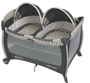 New Graco Portable Twin Pack 'n Play