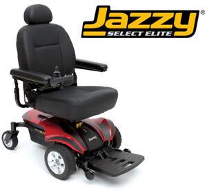 Fauteuil motorisé ( chaise roulante électrique )