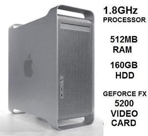 APPLE POWER MACINTOSH G5 DESKTOP COMPUTER - AS IS