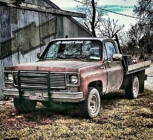 Looking for a frame for a 73-87 Chevy squarebody Truck.