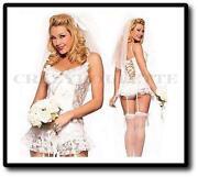 Brautkleid Kostüm