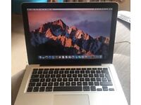 Macbook Pro 13 inch 750Gb