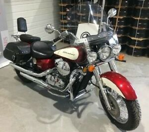 2008 Honda shadow 750cc